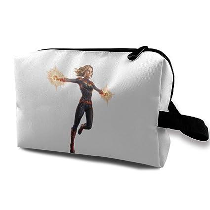 Amazon.com: Lovesofun Avengers Endgame Capitán Marvel Bolsas ...