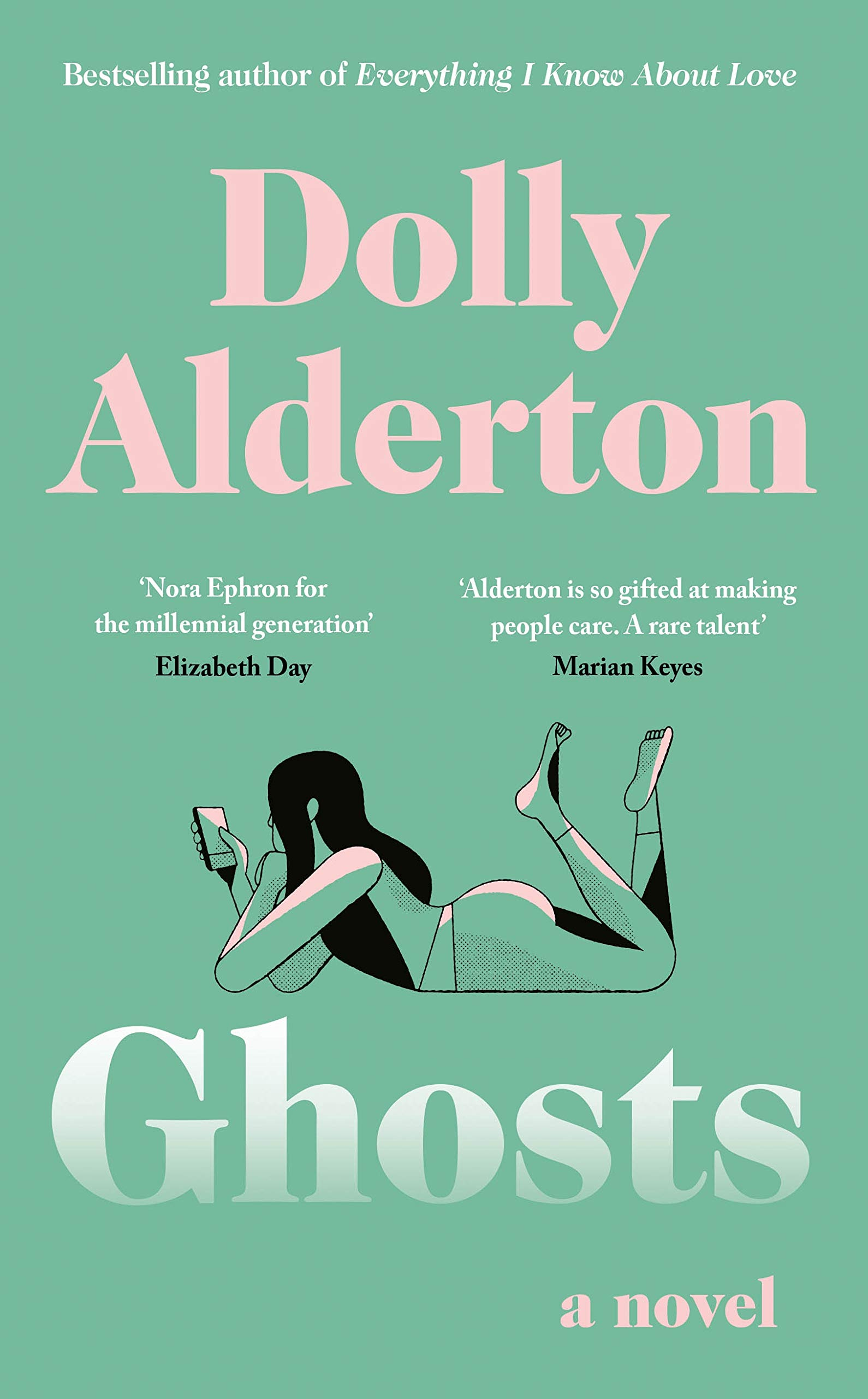 Ghosts: The Debut Novel from the Bestselling Author of Everything ...