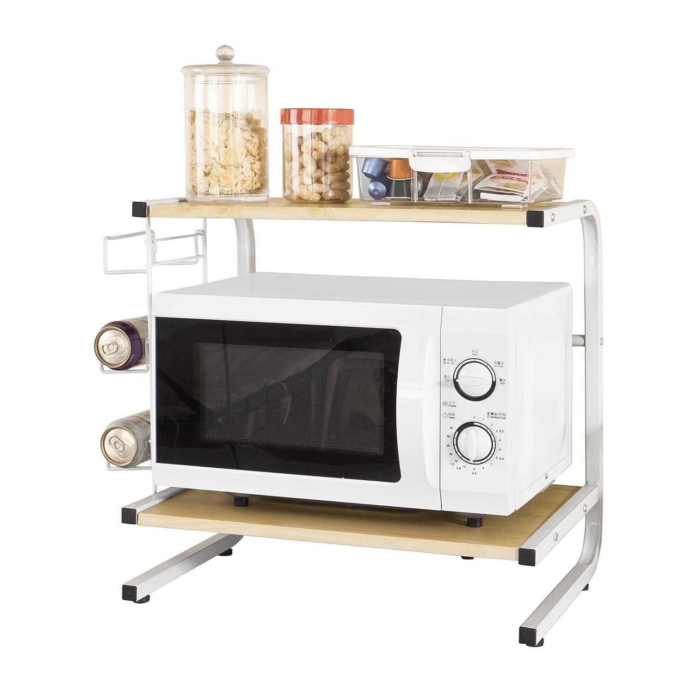 SoBuy Soporte para microondas estante estanter a de cocina