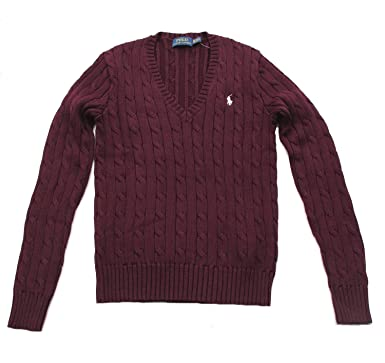 Ralph Lauren - Pull - Femme  Amazon.fr  Vêtements et accessoires 21225c8431f