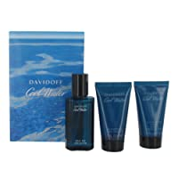 Davidoff Cool Water EDT Spray 40 ml/Shower Gel 50 ml/Aftershave Balm 50 ml