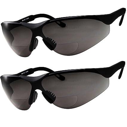 Amazon.com: 2 pares de anteojos de sol de seguridad ...
