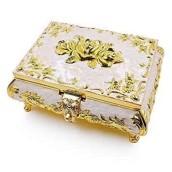 Amazoncom Aisa Extremely Luxury Jewelry Box European Palace Style