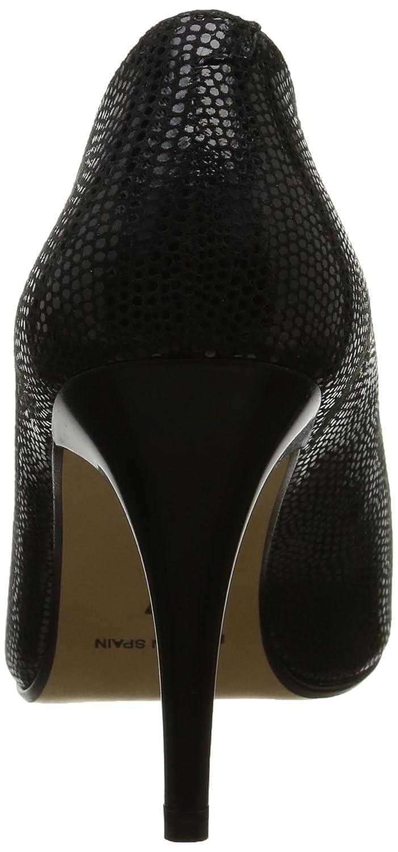 30023, Escarpins Femme - Noir (Serpiente Negro), 39 EUXti