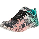 Skechers Women's Burst - Wild Rose Casual Shoe