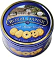Royal Dansk Danish Butter Cookies Tin, 24 Ounce