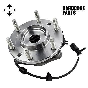 amazon com wheel hub bearing assembly for chevy trailblazer gmc