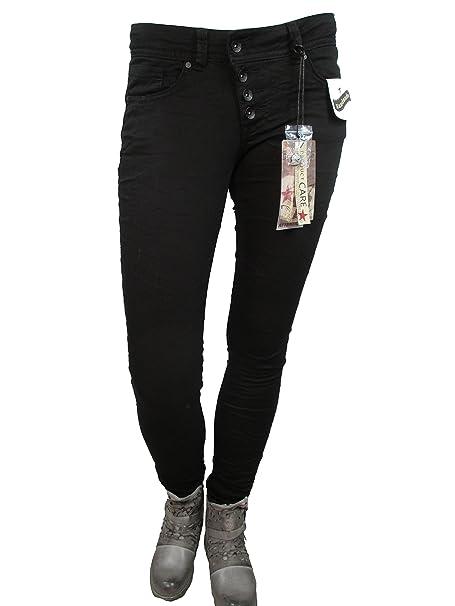 sehr bekannt Mode-Design Los Angeles Buena Vista Malibu Stretch Denim Women's Jeans Dark Blue: Amazon ...