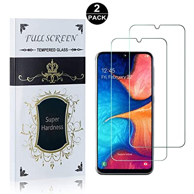 Screen Protector Compatible with Galaxy A20E / Galaxy A10E, UNEXTATI Premium HD Easy Install Tempered Glass Screen Protector Film for Samsung Galaxy A20E / Galaxy A10E, 2 Pack : Baby