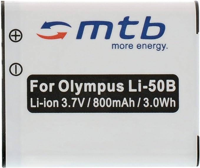 Bateria para olympus vr-360 Kit