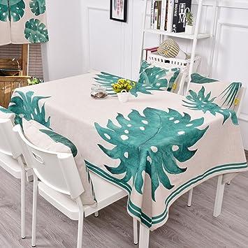 Wyz Küche Tischdecke Leinen Tischdecke Couchtisch Decke Stoff