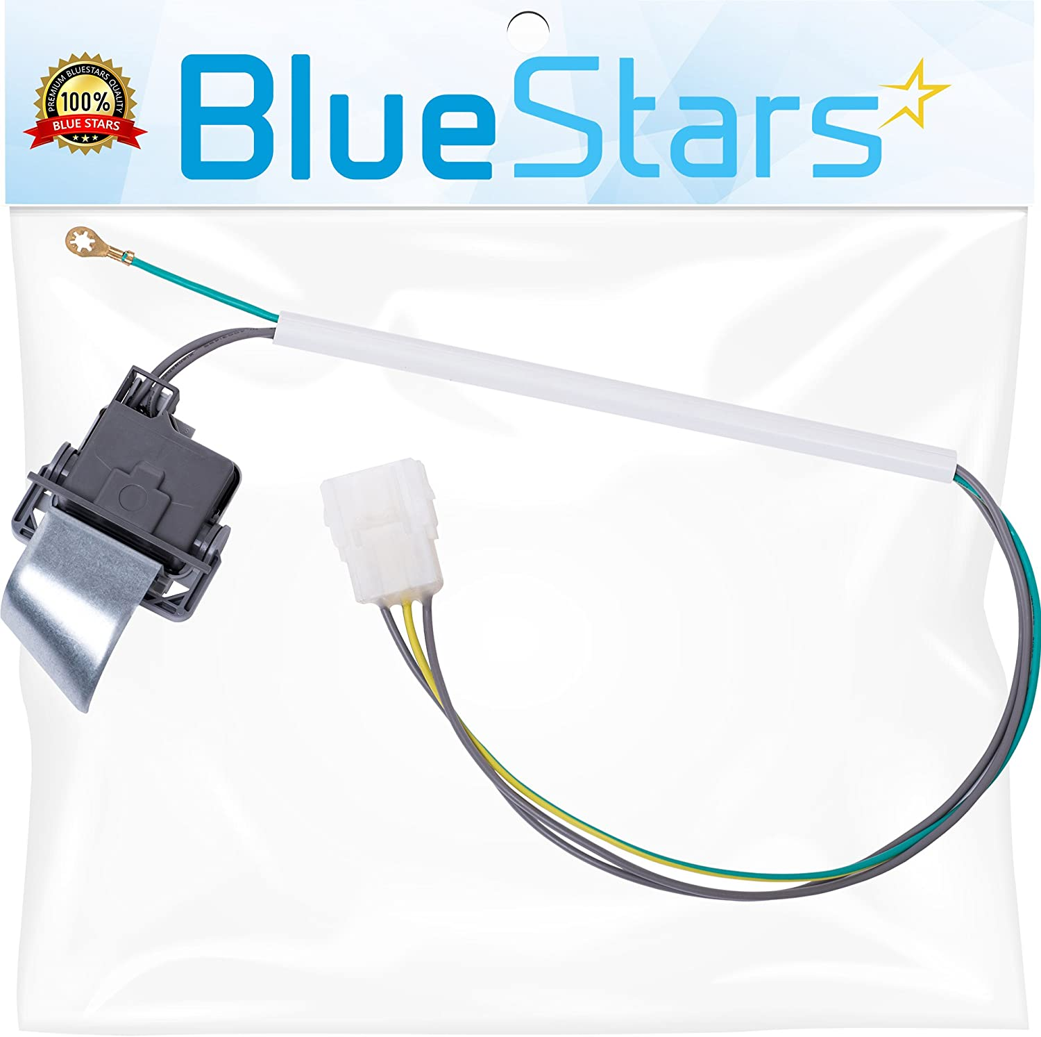 amazon.com: ultra durable 3949238 washer lid switch replacement part by  blue stars - exact fit for whirlpool & kenmore washers - enhanced  durability with metal shield - replaces wp3949238 wp3949238vp: home  improvement  amazon.com