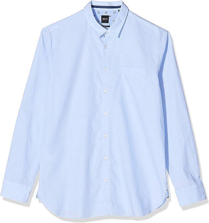BOSS Camisa para Hombre: Amazon.es: Ropa y accesorios