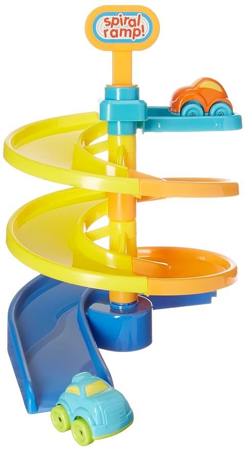 Amazon Com 4sgm My Little Kids Parking Garage Play Set Toy Play Set