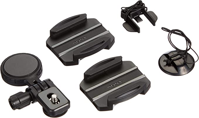 Sony Vct Hsm1 Seitliche Helmhalterung Schwarz Kamera