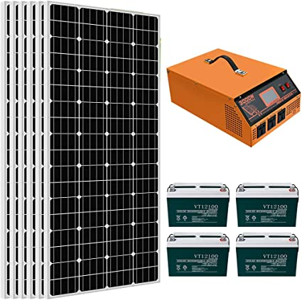 Eco-Worthy Complete Solar Panel System Kit