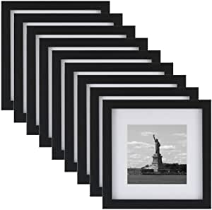 MANY SHADES Aragon Grey 8 x 6 to fit 6 x 4 image 8664 PACK OF 5 GREY PICTURE//PHOTOGRAPH MOUNTS