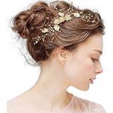 Samidy Wedding Crystal Hair Pin Hair Clip Hair Comb Decorative hair accessories for Bridal
