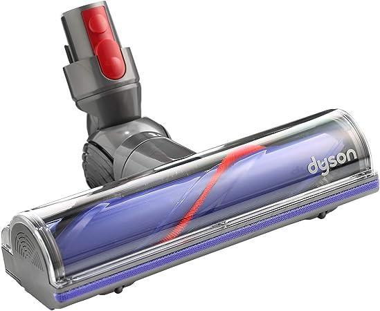 Dyson - V7 V8 V10 - Cepillo para aspirador sin cable para montar en cabezal del motor: Amazon.es: Hogar