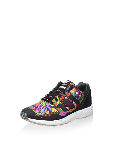 adidas Zapatillas ZX Flux Negro EU 36 2/3 (UK 4)