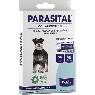 Zotal Parasital Collar para Perros, 60 cm