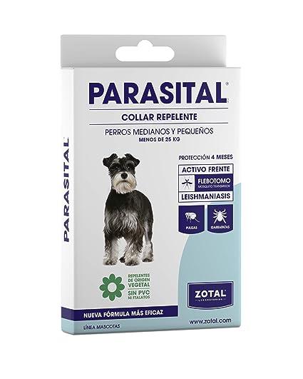 e82e5d9f994f Zotal Parasital Collar para Perros