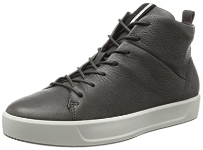 website for discount where can i buy details for ECCO Womens Soft 8 High-top Fashion Sneaker: Amazon.ca ...