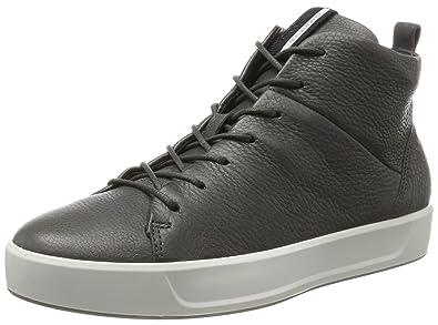 7463aa875bf3e8 ECCO Damen Soft 8 Ladies Hohe Sneaker  Amazon.de  Schuhe   Handtaschen