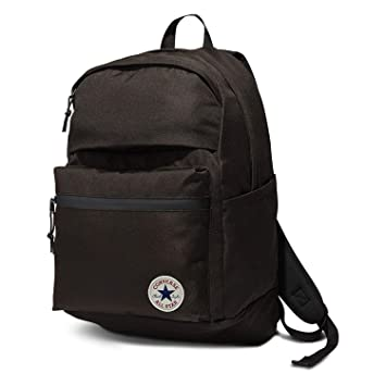 2d7e0d378bff Amazon.com  Converse Mens Chuck Plus 1.0 Poly Laptop Backpack 10003335-A01  - Black  Universale Online
