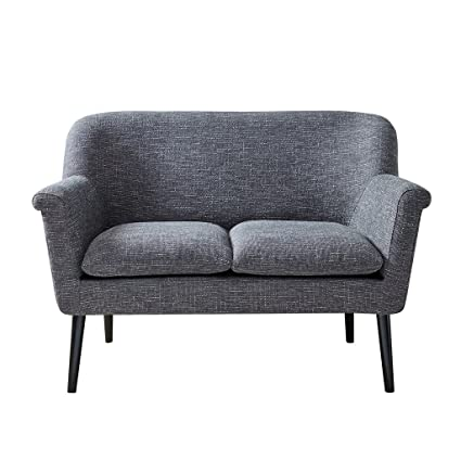 Swell Davenport Rolled Arm Settee Charcoal See Below Pabps2019 Chair Design Images Pabps2019Com