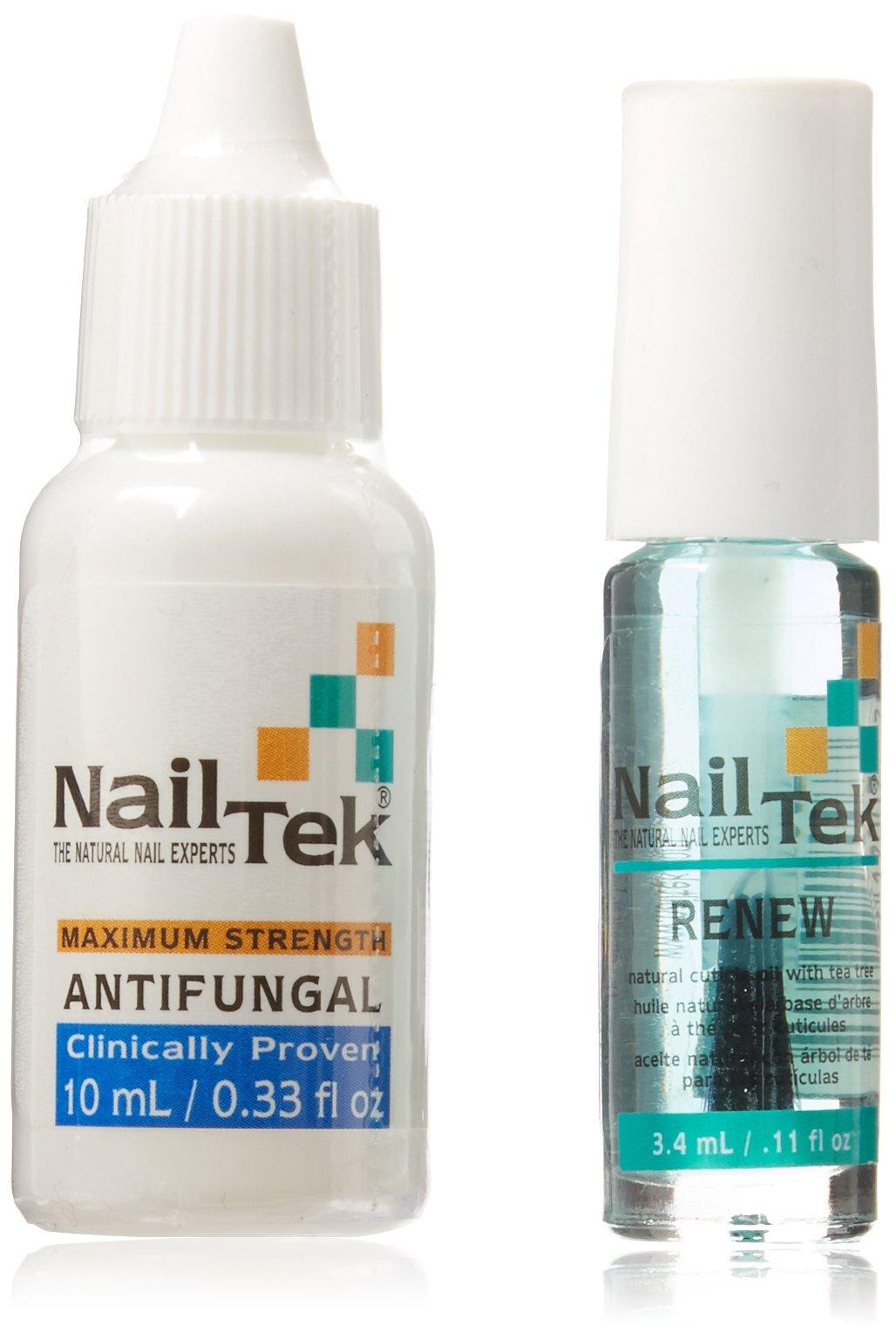 Nail Tek New Anti Fungal Kit, Anti Fungal Plus