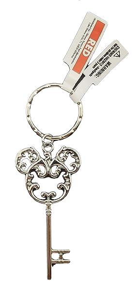Parques de Disney - Llavero Mickey Mouse Filigrana clave ...