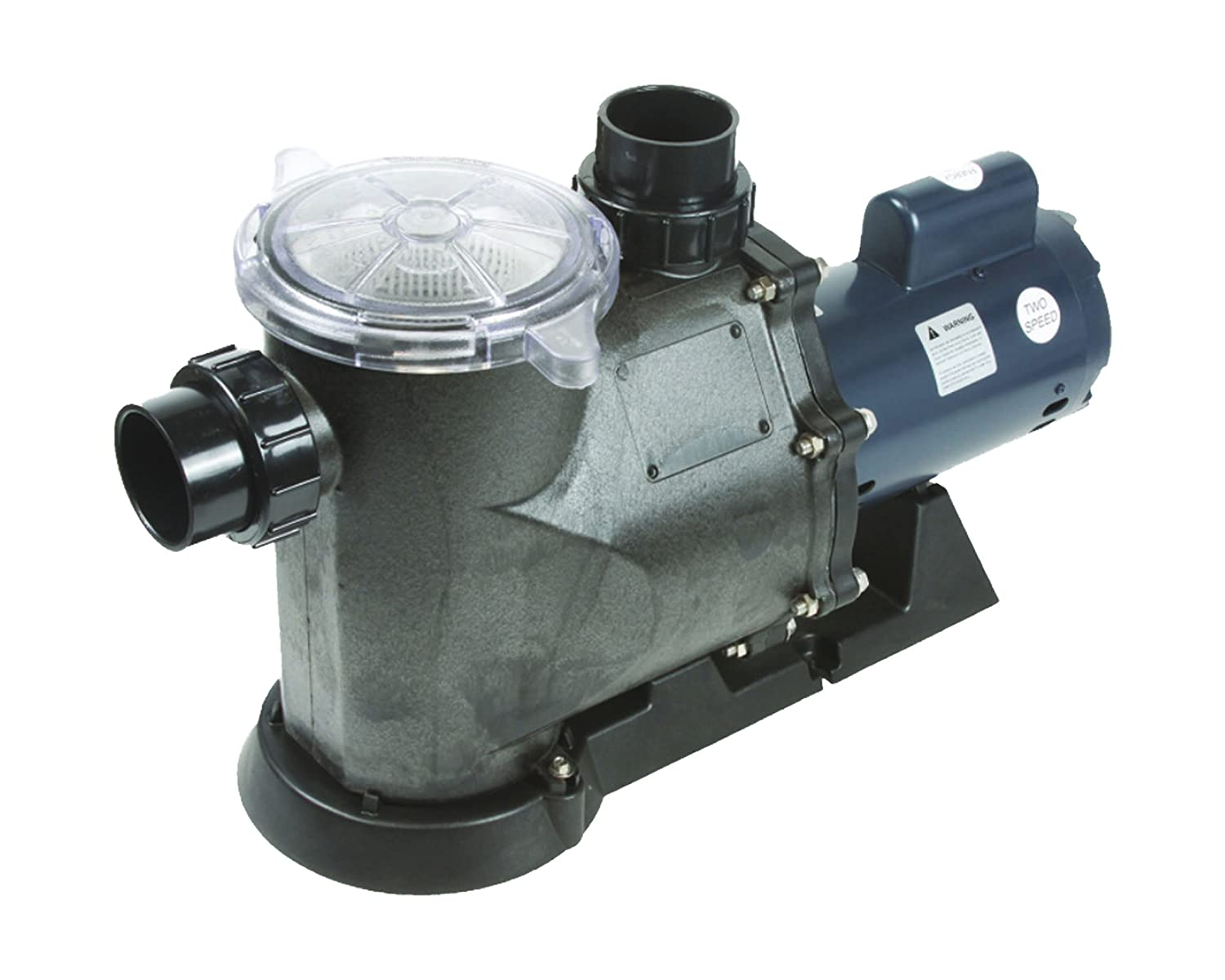 Pond Pump Evolution Series ESS Hurricane 3.7 amps 4680 GPH Best Choice for Aquatic Pond Builders