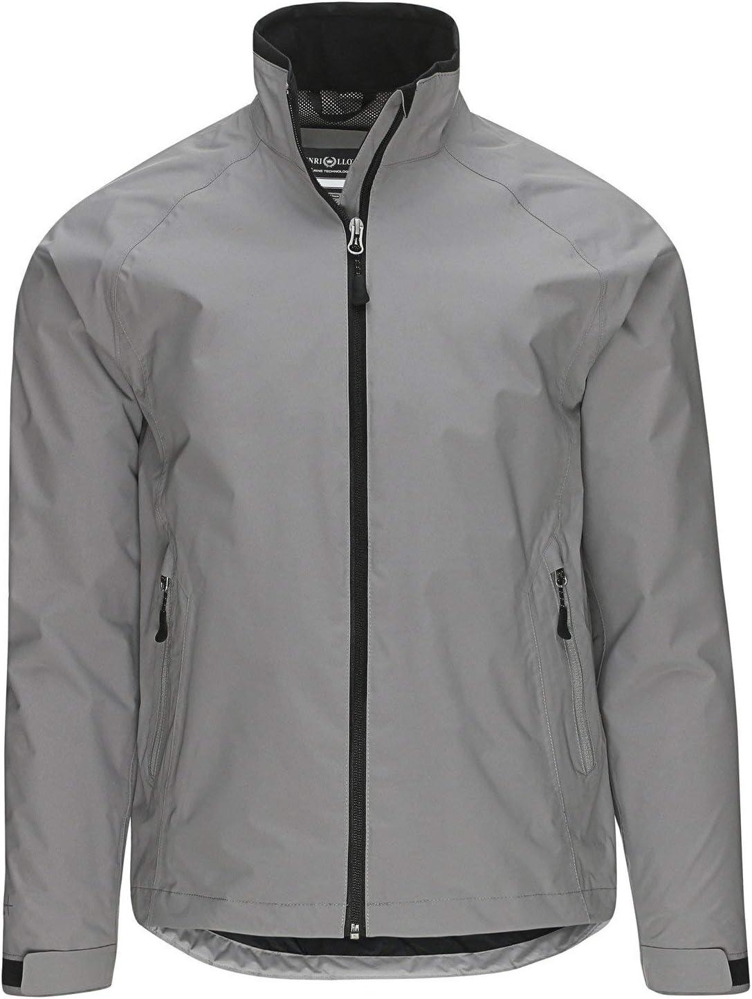 Lightweight Henri Lloyd Breeze Inshore Sailing /& Yachting Coat Jacket Coat Titanium Waterproof /& Breathable