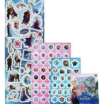 Disney Frozen Sticker 3D Pegatina Adhesivo Cumpleaños Niños ...