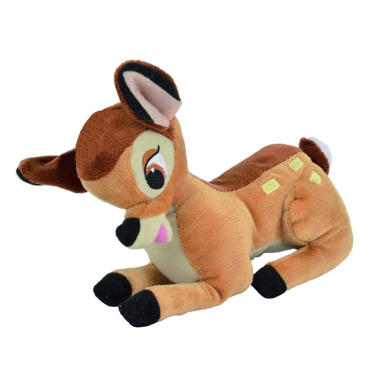 Felpa de BAMBI Cervatillo 20cm serie ANIMAL FRIENDS de Disney - Original con Holograma: Amazon.es: Juguetes y juegos