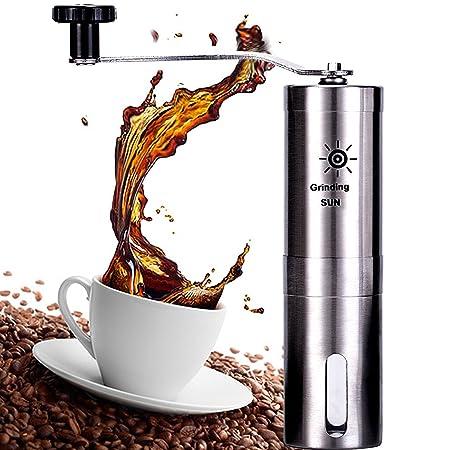 Especias y molinillo de café manual, molinillo de café ...