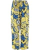 Despicable Me Men's Minion Mischief Cotton Pajama Pants
