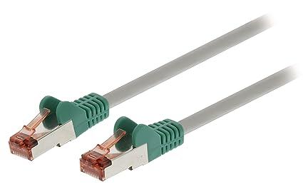 Valueline Cable de red cruzado Cat6 rj45 (8p8c) macho - rj45 (8p8c)
