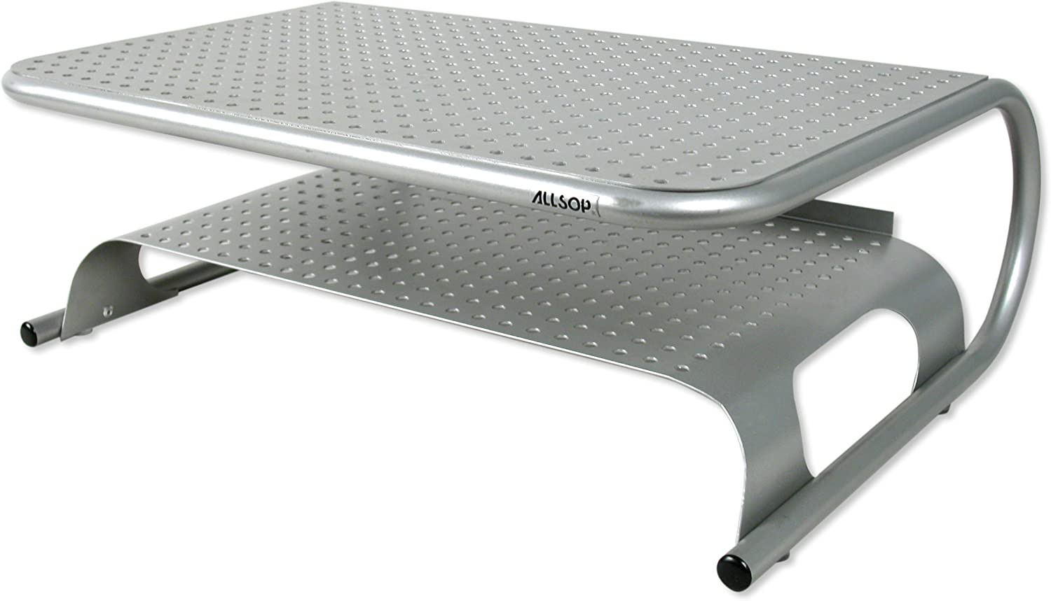 Allsop Metal Art Printer Stand with Shelf for Printers, Monitors, Laptops, TV's (27873)