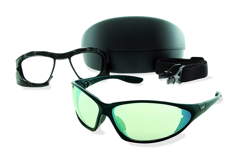 RST-61051 Indoor//Outdoor Lens Honeywell Stanley Seismic Series 2 in 1 Safety Eyewear /& Goggle