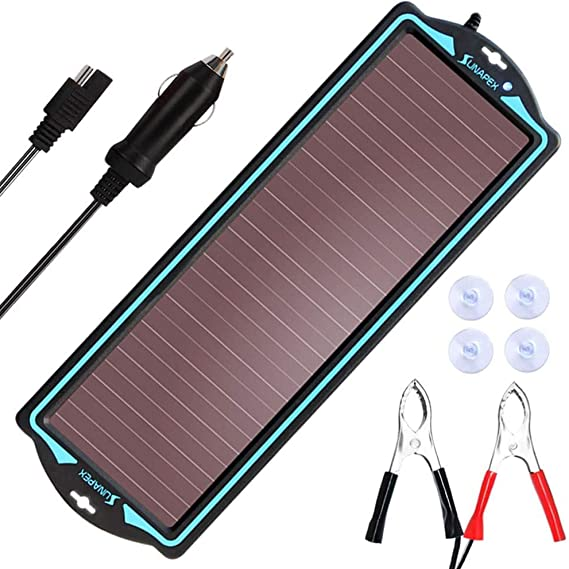 SUNAPEX Solar Trickle Charger