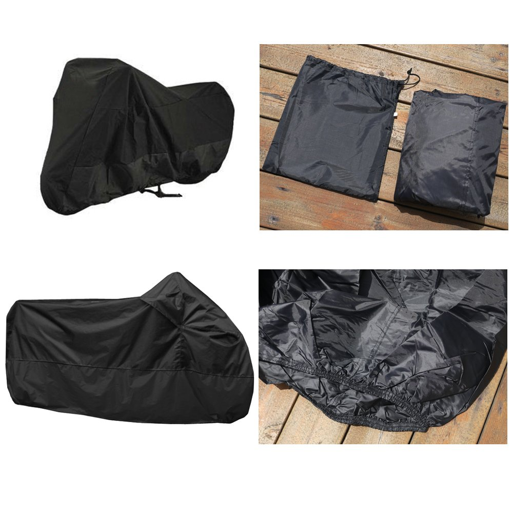 M-QH Motorcycle Cover For Kawasaki ZX6R ZX 6R 6 R Ninja Motorcycle by vgocycling (Image #1)