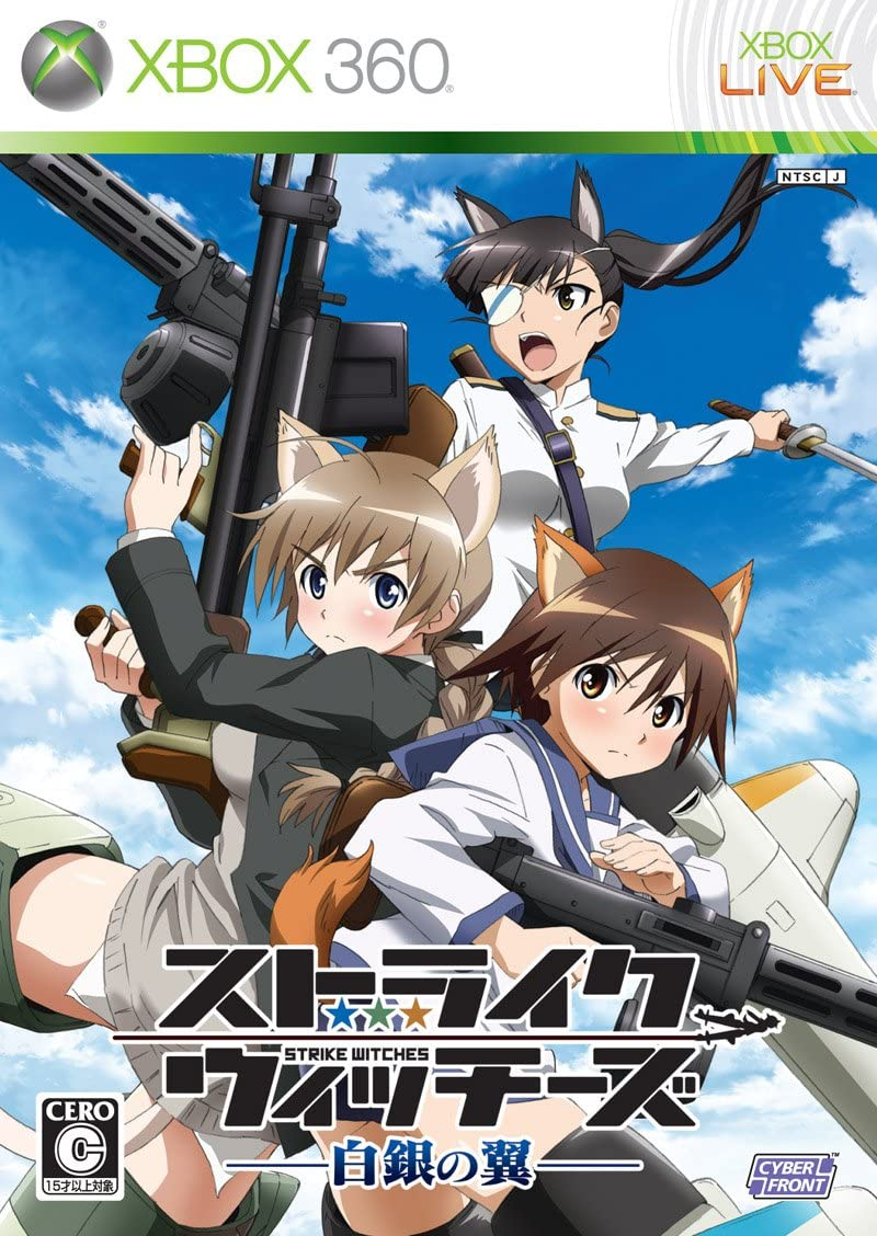 [Anime do Mês] - Strike Witches 71a5%2BAgNm7L._AC_SL1128_