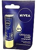 Nivea Lip Care Essential Original