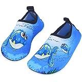 Scarpe da Acqua Bambini Ragazze Ragazzi Scarpe da Mare da Spiaggia da Immersione per Sportive Acquatici Nuotata - Rapida Asciugatura, Antiscivolo, Comode