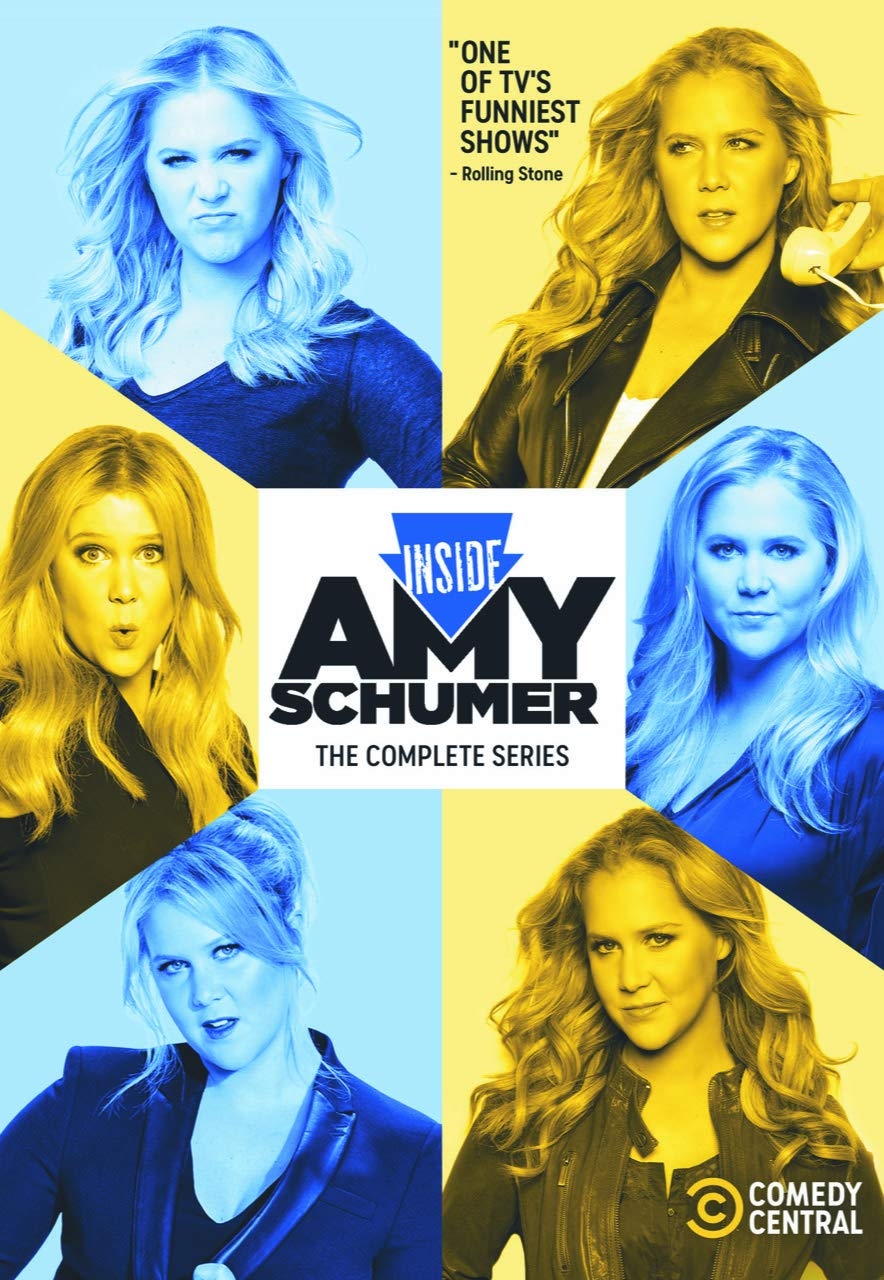 Book Cover: Inside Amy Schumer: The Complete Series