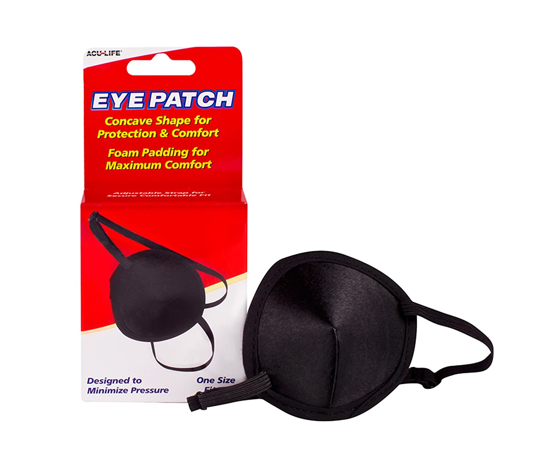 Acu-Life Eye Patch Health Enterprises Inc. 400013