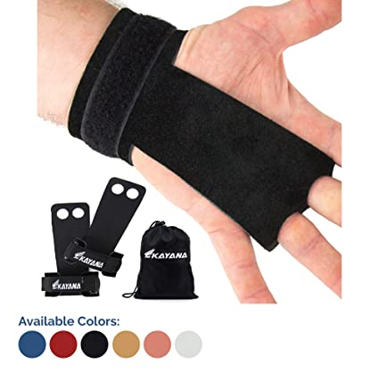 Fitness & Body Building Leather Gymnastic Grips Weightlifting 3-hole Gym Hand Grips Crossfit Guard Palm Protectors Fitness/pull-ups/chin-ups Training Cheapest Price From Our Site Fitness Gloves