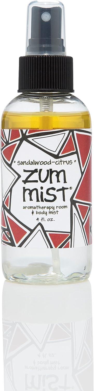 Indigo Wild Zum Mist Room Body Spray Sandalwood & Citrus